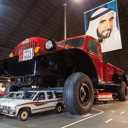 Emirates National Auto Museum Photo 15