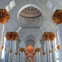 Sheikh Zayed Grand Mosque Photo 11