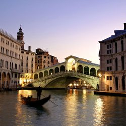Venezia at the evening