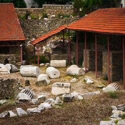 The Mausoleum at Halicarnassus Photo 2