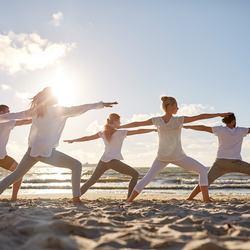 Professional Yoga Session Photo 4