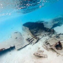Pablo Escobar's Plane Wreck Photo 5
