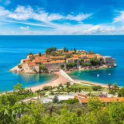 Sveti Stefan Peninsula Photo 5
