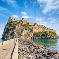 Aragonese Castle Photo 4