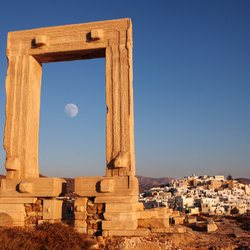 The Portara of Naxos Photo 4