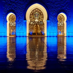 Sheikh Zayed Grand Mosque Photo 3
