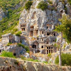 Ruins of Ancient Myra Photo 4