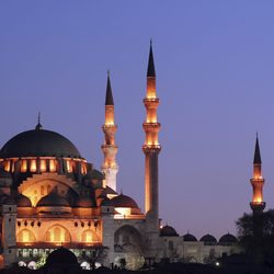 Admire the Suleymaniye Mosque
