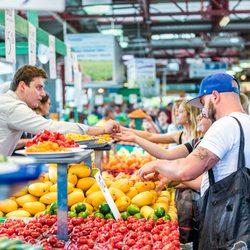 Place Des Lices Market Photo 2