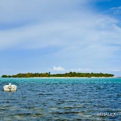 Little Cayman Island in Caribbean Sea