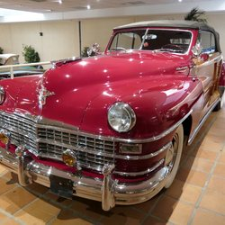 The Private Collection Of Antique Cars Of H.S.H. Prince Rainier III Photo 15