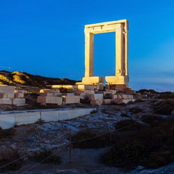 The Portara of Naxos Photo 3