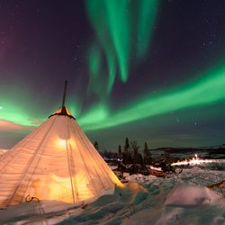 Northern Lights Photo 3
