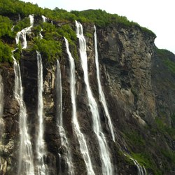 The Seven Sisters Waterfall Photo 2