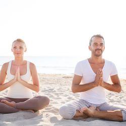 Professional Yoga Session Photo 6