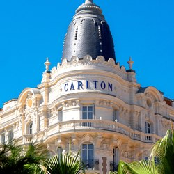 Attend exclusive events at the Intercontinental Carlton