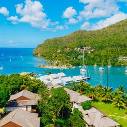 Marigot Bay Resort and Spa Photo 2