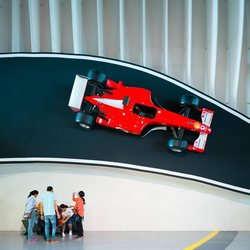 Ferrari World Photo 6