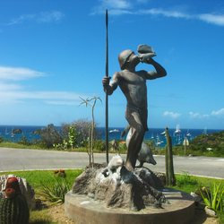 Admire the Art that Decorates the St. Barts Landscape