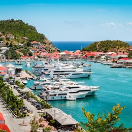St Barts Luxury Yacht Charter