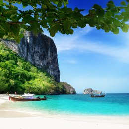 South East Asia Luxury Yacht Charter