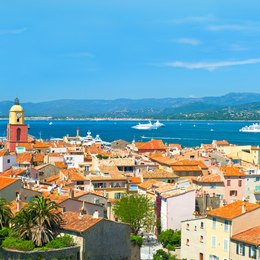 St Tropez Luxury Yacht Charter