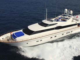 Superyacht Bojangles For Charter This Summer