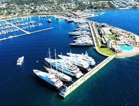 TYBA Yacht Charter Show 2018