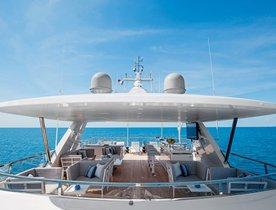 Mediterranean charter special aboard Benetti superyacht 'H