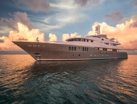 Superyacht DREAM opens for yacht charters in Tahiti over the holidays