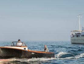 The Spy Ship Turned Superyacht: Charter Yacht 'La Sultana'