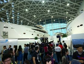 Taiwan International Boat Show an Unqualified Success