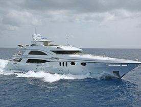 Superyacht WHEELS Significantly Reduces Charter Rate in the Mediterranean