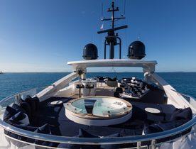 Sunseeker Motor Yacht 'Take 5' Joins Charter Fleet