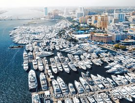 Palm Beach Boat Show 2021