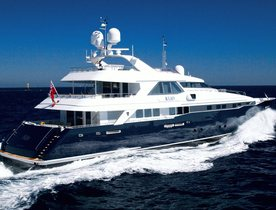 Motor Yacht KIJO Joins The Global Charter Fleet