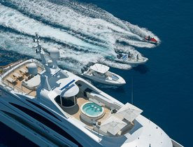 Who's Who on Luxury Charter Yachts This Summer