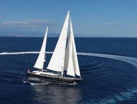 Sailing Yacht SILENCIO Summer Special