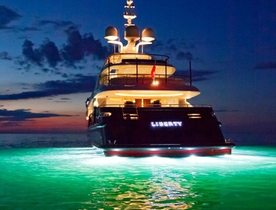 Motor Yacht LIBERTY Drops Charter Rates in The Maldives