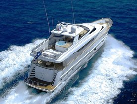 ANNABEL II Offers Discounted Charter Rate from Montenegro to Turkey