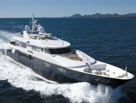 M/Y PERFECT PERSUASION Offers Special Charter Rate for the South of France
