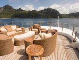 Superyacht 'Jade 959' Joins Global Charter Fleet
