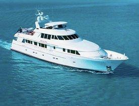 Motor Yacht 'MURPHY'S LAW' Has Charter Availability in the Bahamas