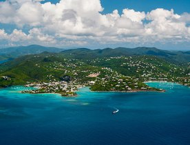 Superyachts return to the Virgin Islands