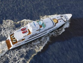 Superyacht 'Match Point' Joins Global Charter Fleet