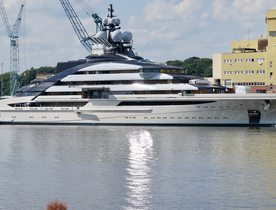 Exclusive: New 142m Lürssen superyacht OPUS to be named NORD