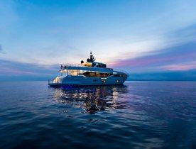 Brand New Motor Yacht ONEWORLD opens for charter in Sydney