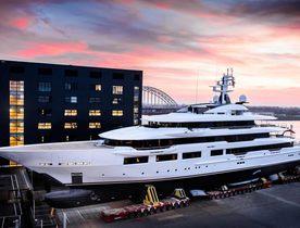 Oceanco delivers 90m DreAMBoat