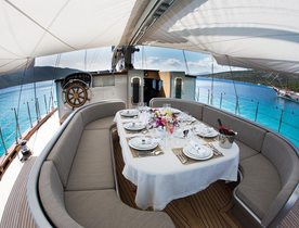 Sailing Yacht 'Le Pietre' Offers End Of July Charter Special