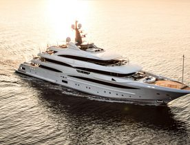 Celebrate the holidays aboard CRN superyacht 'Cloud 9'